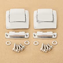 TCMT Tour Pack Pak Latches Fits for Harley Touring Classic Glide Ultra FLHX FLTR 1980-2013
