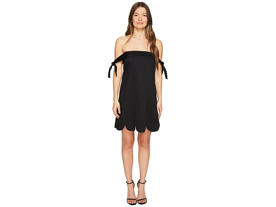 ZAC Zac Posen Isla Dress (Black) Women