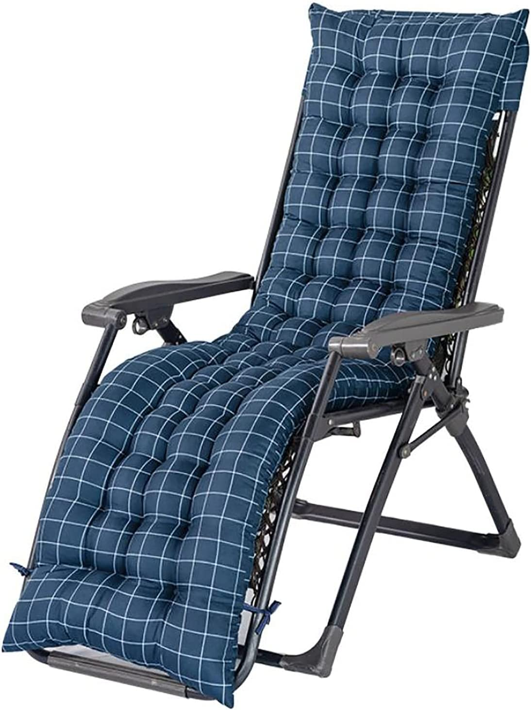 NqceKsrdfzn Sun Lounger Chair Cushions New color Soldering Non-Slip High Chaise Back