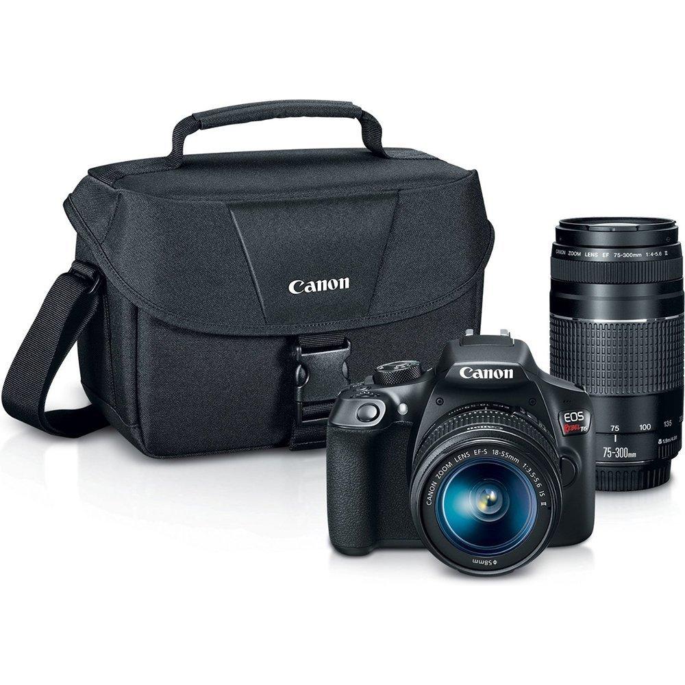 Canon Digital Camera 18 55mm 75 300mm