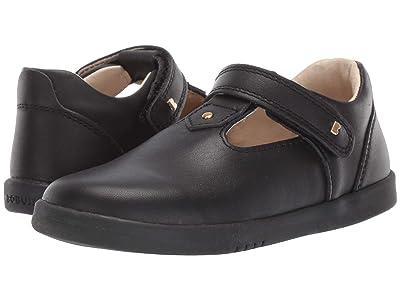 Bobux Kids Louise (Toddler/Little Kid) (Black) Girls Shoes