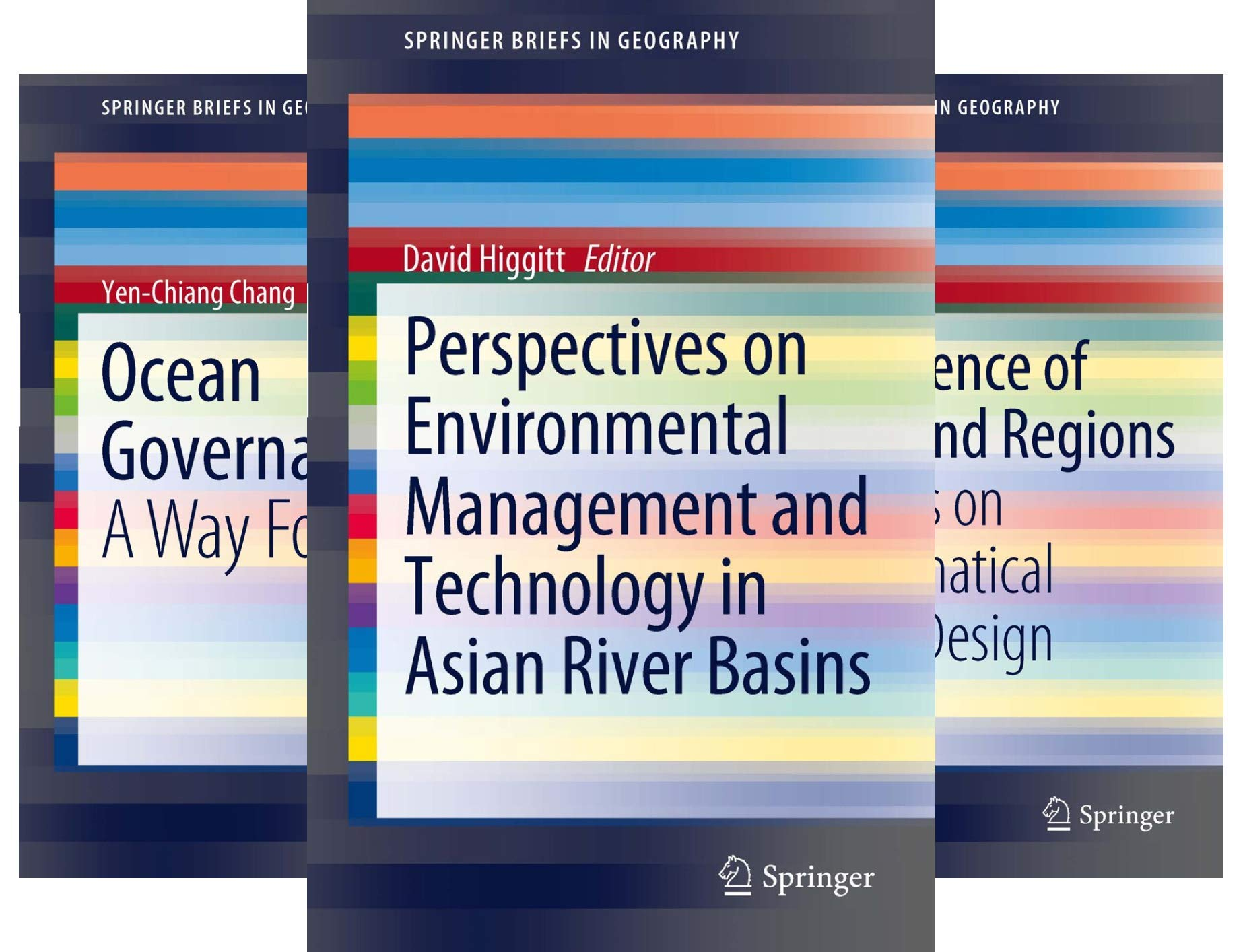 SpringerBriefs in Geography (50 Book Series)