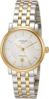 Tissot Analogue Classic Silver Strap Women's Wrist Watches - T122.207.22.031.00