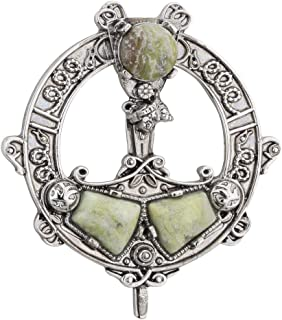 celtic brooches ireland