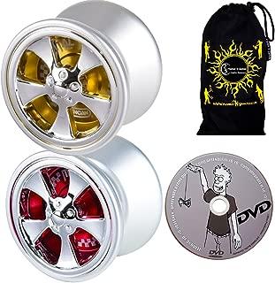 Duncan Echo 2 Yo-Yo - Aluminum - NEW! Red