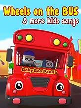 Wheels on the Bus & More Kids Songs (Baby Bao Panda)