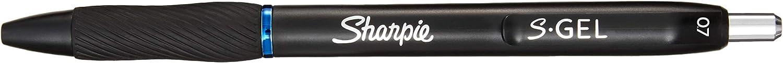 Medium Point Gel Pens | Red Ink Sharpie S-Gel 0.7mm 12 Count