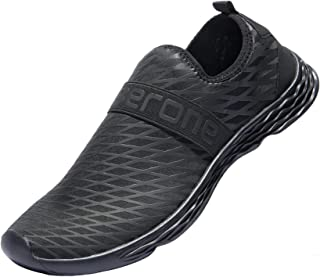 Waterschoenen voor heren Barefoot Sneldrogende Antislipschoenen Sokken voor Aqua Beach Yoga Surfen Varen Vissen Zwemmen Lo...