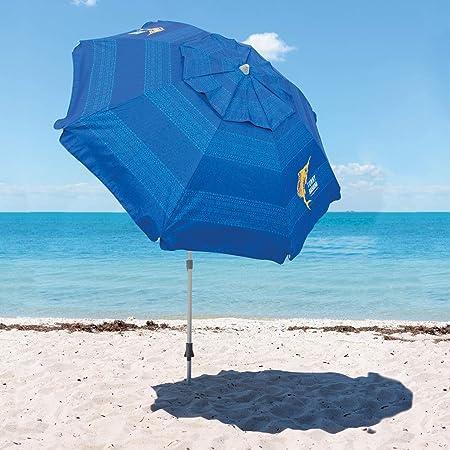 Tommy Bahama Beach Umbrella 2020 Blue Garden Outdoor
