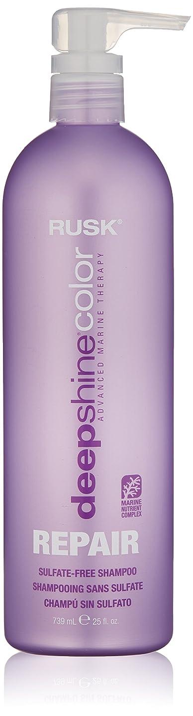強要スプリット裏切り者ラスク Deepshine Color Repair Sulfate-Free Shampoo 739ml/25oz並行輸入品