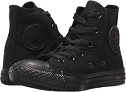 37b122056d6d Black Monochrome. 729. Converse Kids. Chuck Taylor® All Star® ...