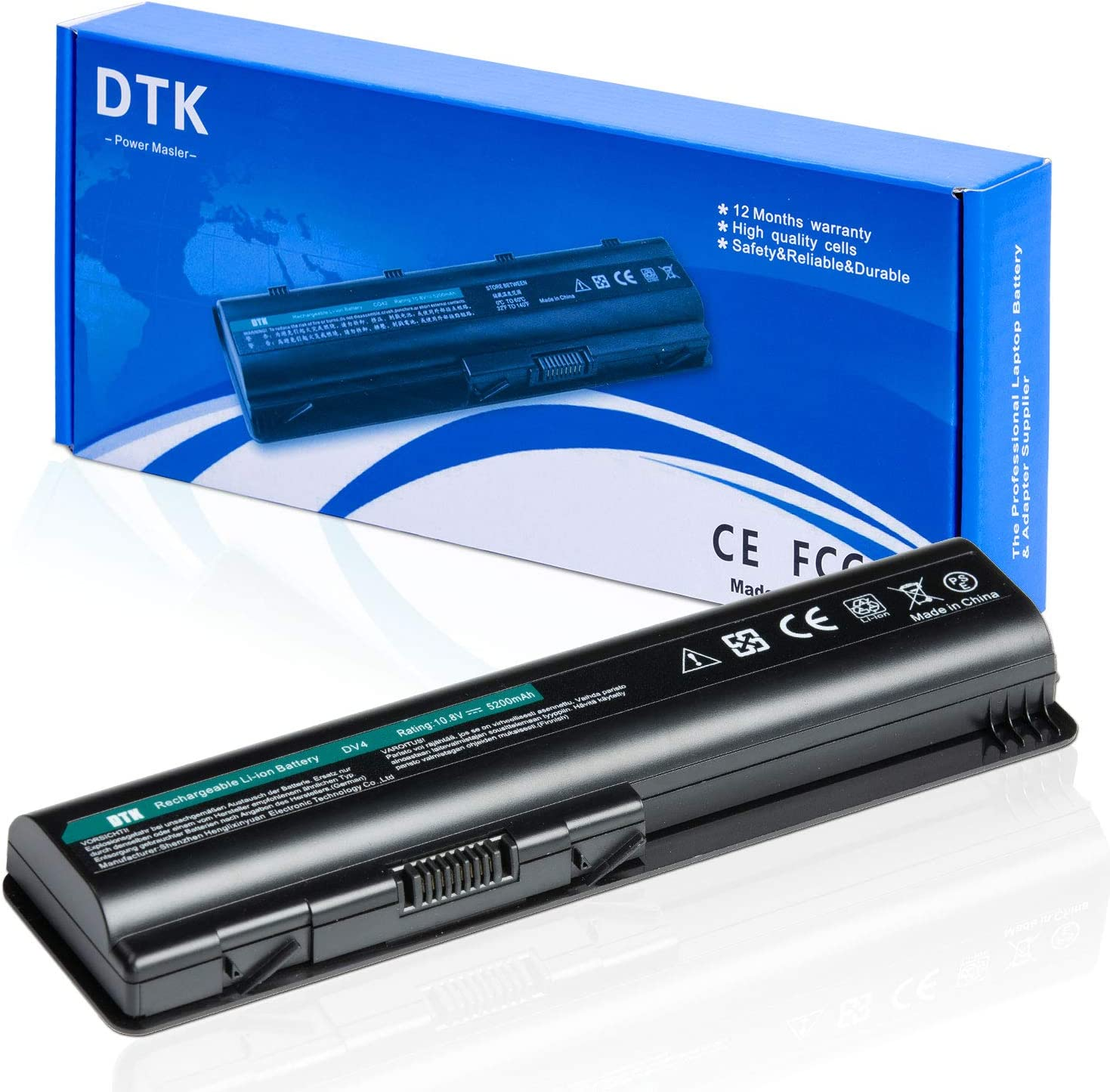 DTK EV06 484170-001 Laptop Battery Replacement G61 for Super special price HP G60 G7 Special price a limited time