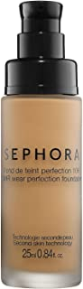 SEPHORA COLLECTION 10 HR Wear Perfection Foundation 25 Medium Beige (N) 0.84 oz
