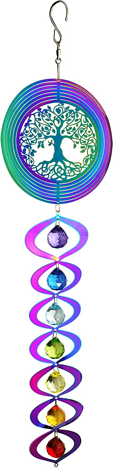 online shopping Red Carpet Max 41% OFF Studios 32173 Chakra Iridescent of Spinner Tree Life