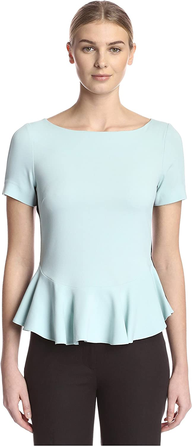Beatrice B. Women's Peplum Blouse