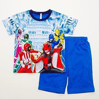 騎士竜戦隊リュウソウジャー 勇気がでる 光るパジャマ 半袖 (2462446)