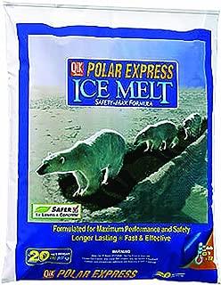 Milazzo Industries 81020 Polar Express Ice Melter, 20-Pound