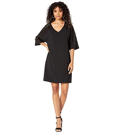 Trina Turk Vitner Dress (Black) Women