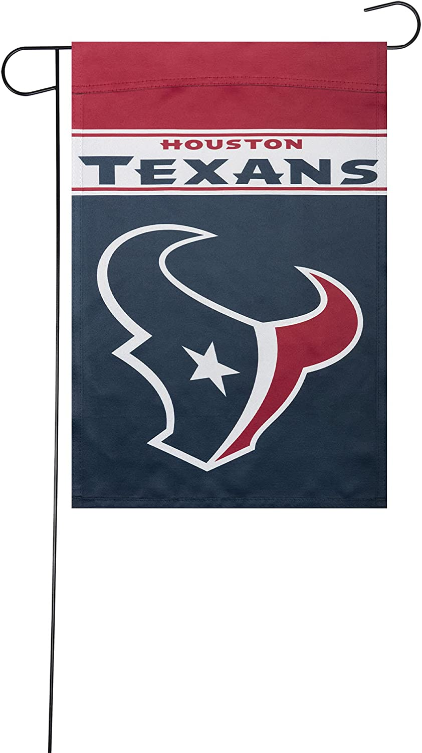 FOCO NFL Double Sided Garden Cheap mail order specialty store Now free shipping Team Flag Logo