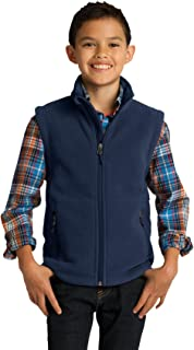 Port Authority Big boys' Youth Value Fleece Vest