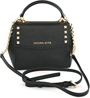 52e557fa8c Michael Kors Karla Mini Convertible Saffiano Leather Crossbody Handbag