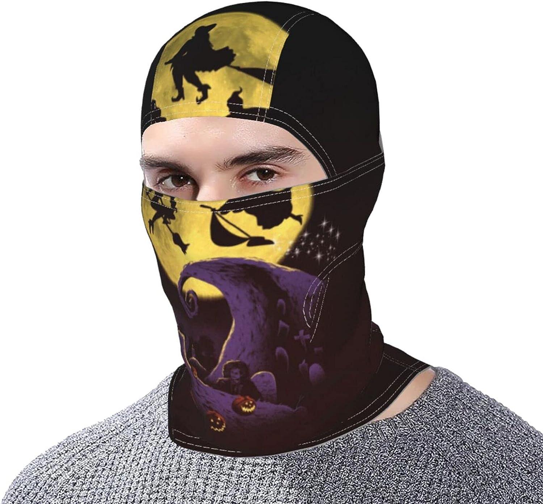Gesdfwe Ski Mask Balaclava Hood Halloween Balaclava Face Mask