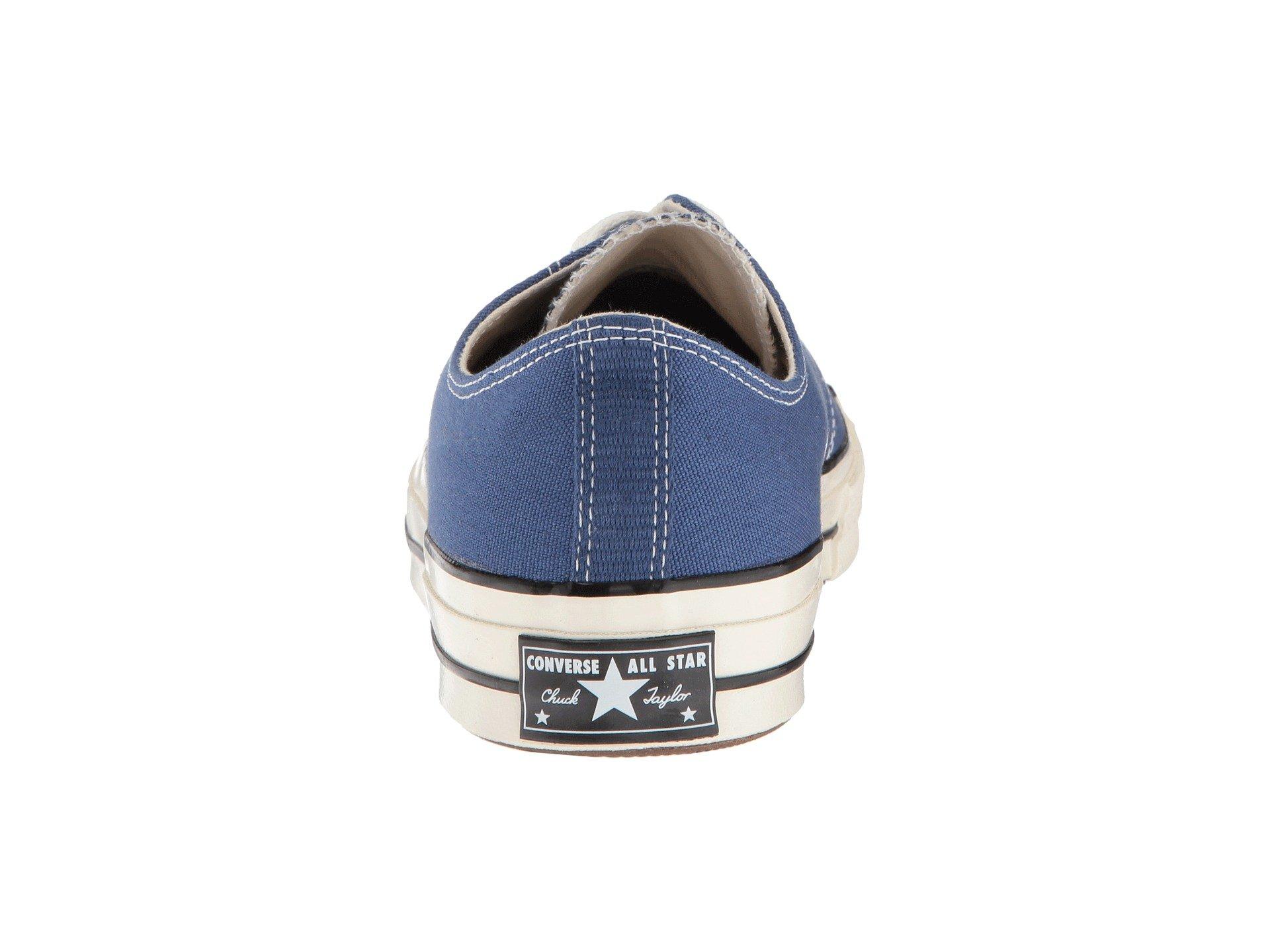Chuck egret '70 Star® True Converse Taylor® Navy All black Ox 7zwx4dAq
