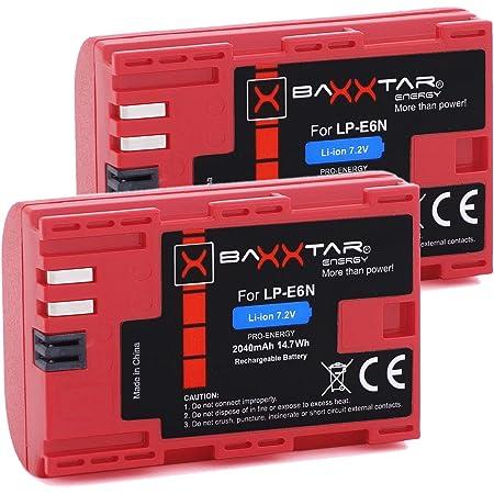 Hähnel 10001509 Hlx E6n Extreme Li Ionen Akku Für Canon Kamera