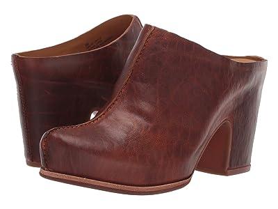 Kork-Ease Sagano (Brown Full Grain Leather) Women