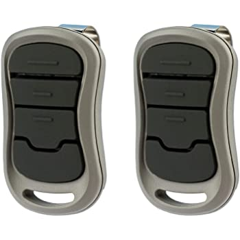 2 Garage Door Opener Remotes for Genie Intellicode G3T-R