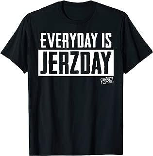 Jersey Shore Jerzday