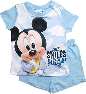 8efd99813435c Mickey Mouse - Ensemble de pyjama - Bébé (garçon) 0 à 24 mois Rouge