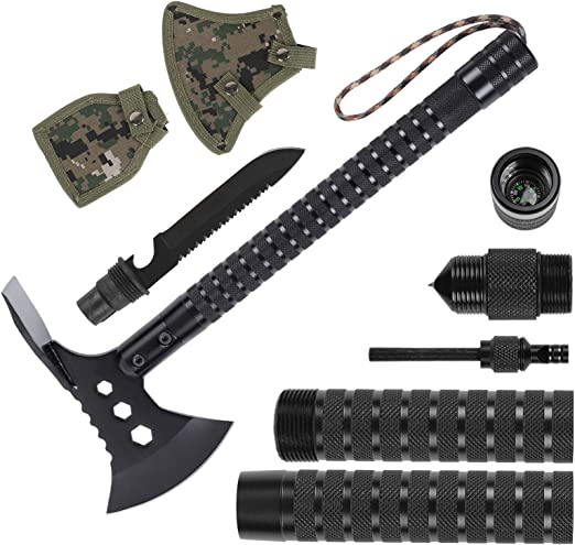Details about  /3pcs//lot Outdoors Tactical Survival Axe Camping Axes Hand Hunting Tool Portable