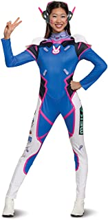 Disguise Women's D.Va Deluxe Adult Costume