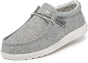 Hey Dude Men's Wally Canvas Loafers