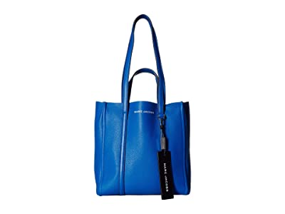 Marc Jacobs The Tag Tote (Evening Blue) Tote Handbags