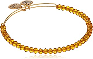 Alex and Ani Brilliance Bead Aurelia Gold/Shinny Gold Bracelet