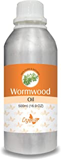 Crysalis Wormwood (Artemisia Absinthium) Essential Oil 100% Pure & Natural Undiluted Uncut Oil 500ml
