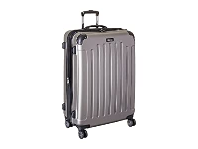 Kenneth Cole Reaction Renegade 28 Expandable 8-Wheeled Upright Pullman (Silver) Pullman Luggage