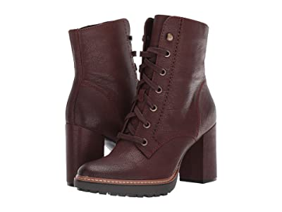 Naturalizer Callie (Chocolate Tumbled Leather) Women