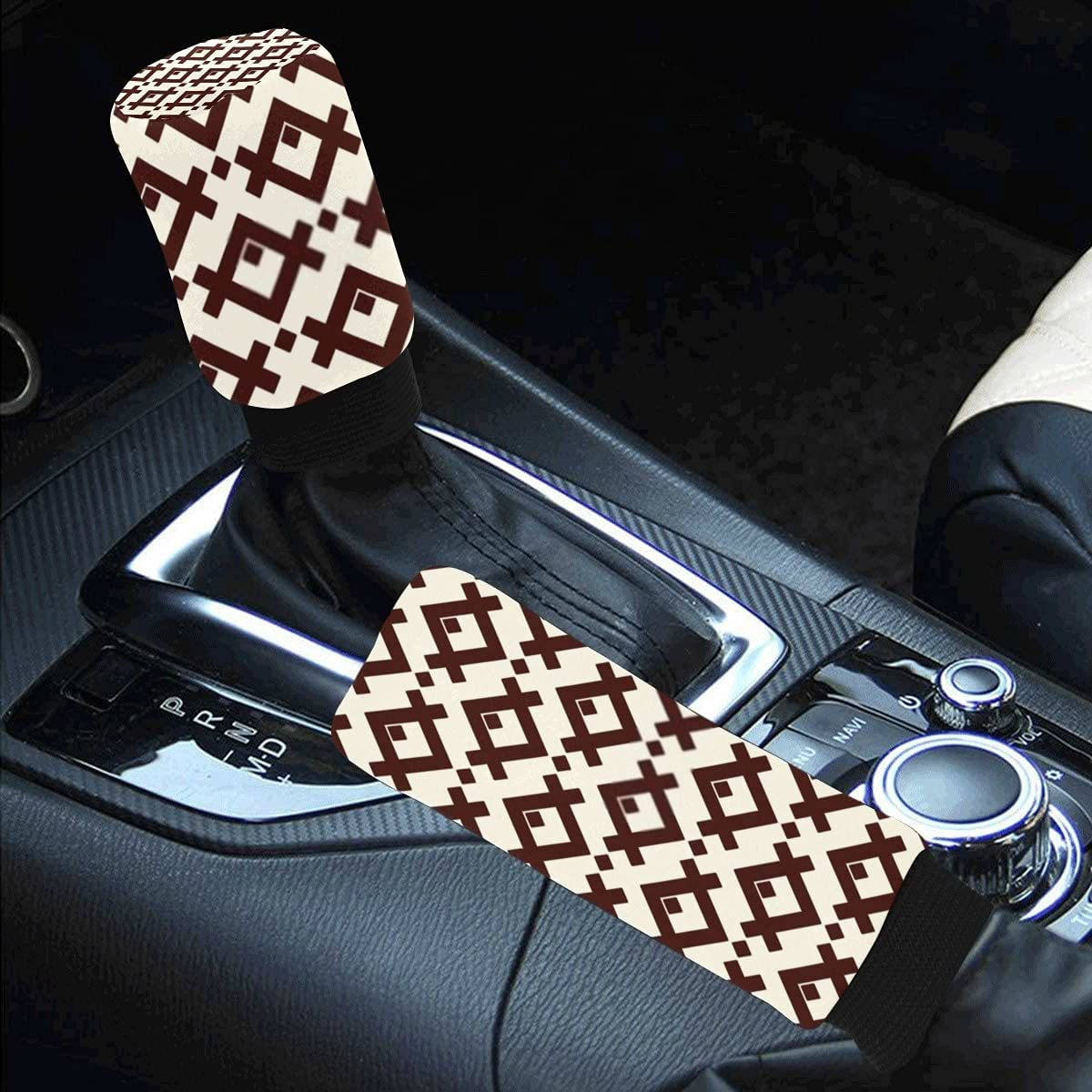 Car Interior Accessiores Low price for Limited time for free shipping Women Men -auto Cov Shift Knob Gear