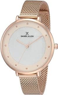 Daniel Klein Analog Grey Dial Women's Watch-DK11540-3