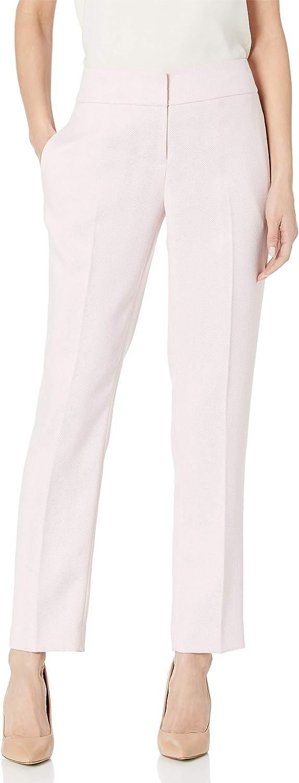 Kasper Women's Herringbone Slim Pant