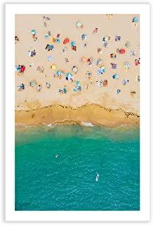 Best aerial beach poster Reviews