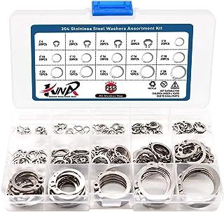 .625 Rings Internal Ring Stainless Steel 100pcs