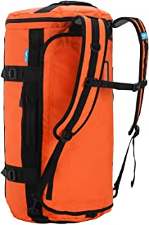 backpack or duffel bag for gym
