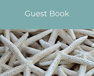 Guest Book (Hardcover): Guest book, air bnb book, visitors book, holiday home, comments book, holiday cottage: Guest book, air bnb book, visitors ... Book, Vacation Home Guest Book, Landscape