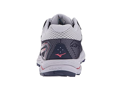 Mizuno Wave Rider 21 GTX Eclipse/Silver/Paradise Pink Best Sale Cheap Online Clearance Find Great Sale Outlet Locations b4fokI7