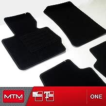 MTM Alfombrillas X3 (F25) Desde 11.2010-, a Medida en Velour Antideslizante One cod. 427