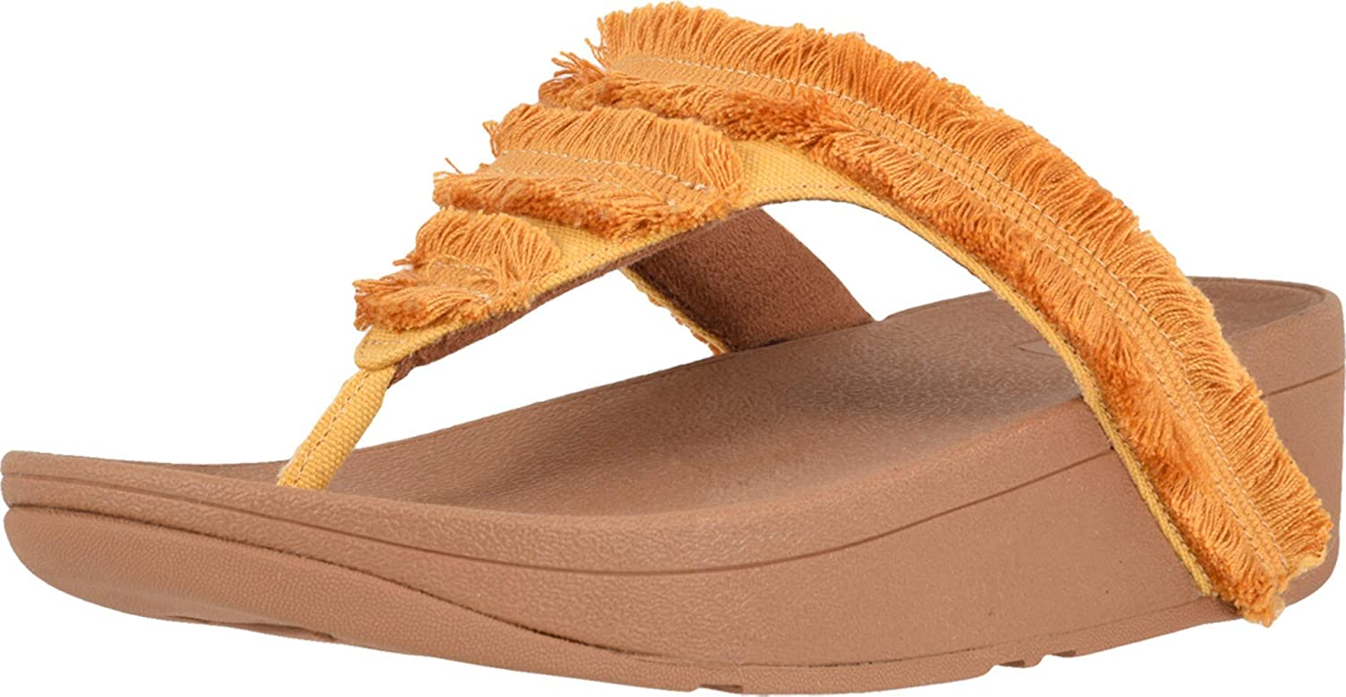 FitFlop Women's Max Max 41% OFF 80% OFF Lottie Sandal Thong Fringe
